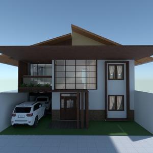 nuotraukos namas eksterjeras аrchitektūra prieškambaris idėjos