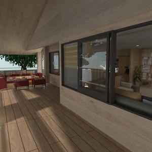 foto casa veranda esterno idee