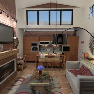 foto casa camera abitabile cucina idee