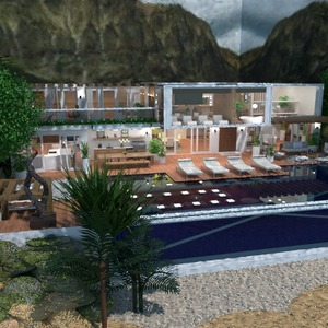 fotos casa decoración paisaje arquitectura ideas