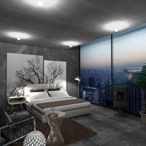 photos appartement meubles chambre à coucher eclairage paysage architecture idées