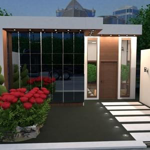 zdjęcia dom na zewnątrz oświetlenie krajobraz architektura pomysły
