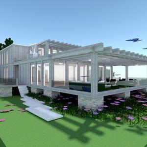 photos house terrace landscape architecture ideas