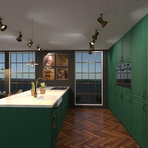 идеи дом кухня освещение техника для дома столовая идеи