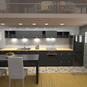photos appartement cuisine salle à manger idées