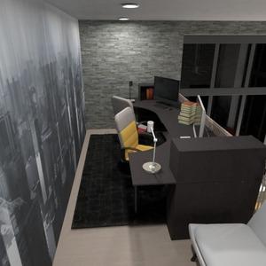 photos appartement décoration bureau idées