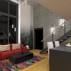 photos appartement salon salle à manger idées
