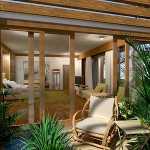 fotos casa varanda inferior mobílias decoração faça você mesmo dormitório paisagismo ideias