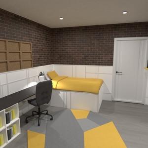 zdjęcia sypialnia pokój diecięcy gospodarstwo domowe pomysły