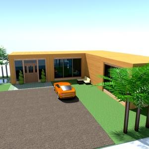 foto casa veranda architettura vano scale idee