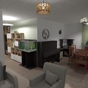 fotos casa muebles decoración hogar estudio ideas