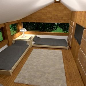 fotos casa mobílias dormitório arquitetura ideias