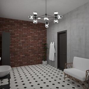 nuotraukos baldai dekoras vonia apšvietimas idėjos