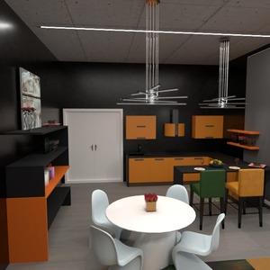 nuotraukos butas baldai svetainė virtuvė valgomasis idėjos