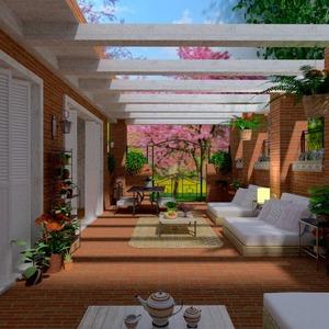 идеи дом терраса мебель декор сделай сам освещение ремонт ландшафтный дизайн архитектура идеи