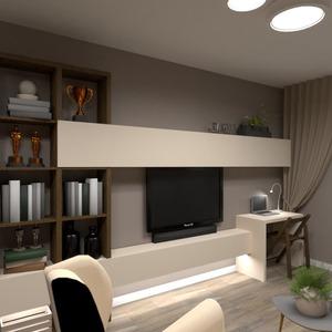 nuotraukos butas namas baldai svetainė studija idėjos