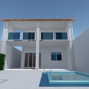 foto casa angolo fai-da-te garage architettura idee