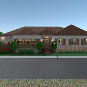 photos house terrace diy outdoor lighting renovation landscape household architecture entryway ideas