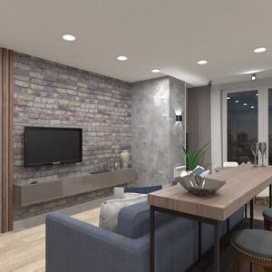 fotos apartamento muebles decoración salón cocina ideas