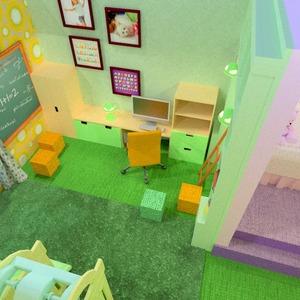 photos appartement chambre d'enfant eclairage rénovation espace de rangement studio idées