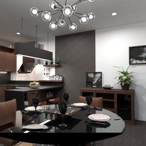 zdjęcia meble wystrój wnętrz zrób to sam kuchnia jadalnia pomysły