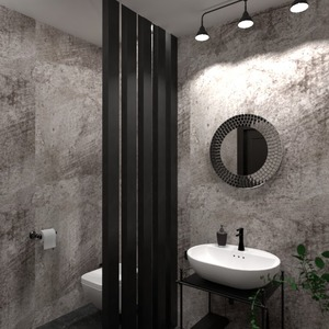 foto appartamento casa decorazioni bagno illuminazione idee