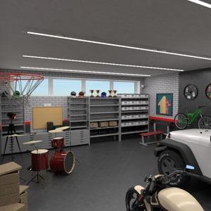 zdjęcia wystrój wnętrz zrób to sam garaż przechowywanie mieszkanie typu studio pomysły