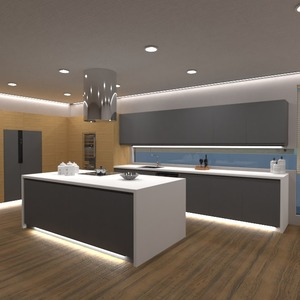 photos appartement maison décoration cuisine eclairage idées
