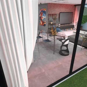 fotos apartamento decoração quarto iluminação sala de jantar ideias