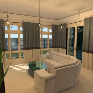 fotos casa varanda inferior mobílias quarto iluminação ideias
