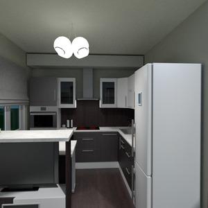 zdjęcia dom kuchnia jadalnia pomysły