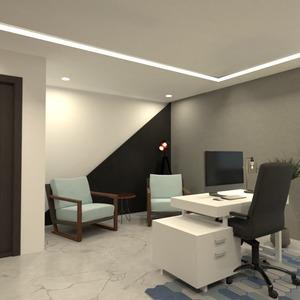 zdjęcia wystrój wnętrz biuro oświetlenie remont pomysły