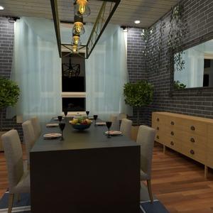 fotos apartamento casa mobílias decoração sala de jantar ideias