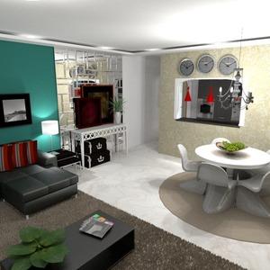 foto appartamento arredamento decorazioni illuminazione sala pranzo idee