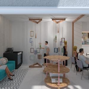 fotos casa decoração faça você mesmo escritório iluminação reforma cafeterias arquitetura despensa estúdio patamar ideias