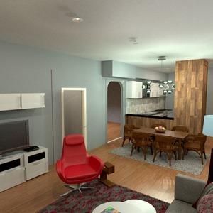 nuotraukos butas baldai dekoras svetainė valgomasis idėjos