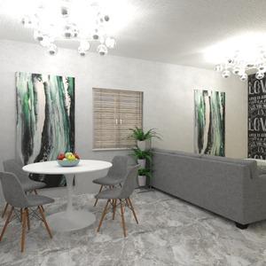 идеи квартира мебель гостиная столовая студия идеи