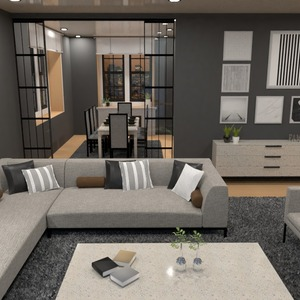 fotos wohnung dekor wohnzimmer landschaft ideen