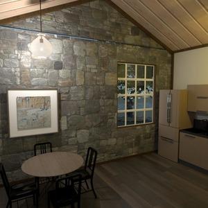 fotos apartamento casa cocina iluminación comedor ideas