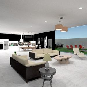 zdjęcia meble pokój dzienny mieszkanie typu studio pomysły