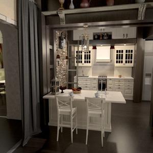 nuotraukos dekoras virtuvė namų apyvoka valgomasis studija idėjos
