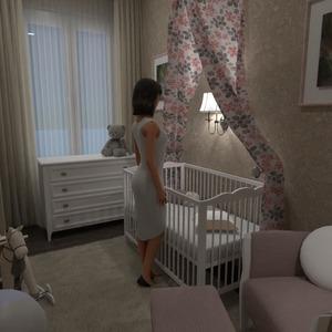 fotos quarto de bebé idéias