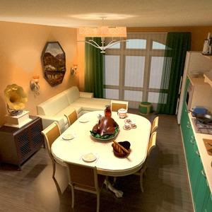 foto appartamento arredamento cucina illuminazione sala pranzo idee