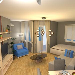 fotos apartamento muebles decoración bricolaje estudio ideas