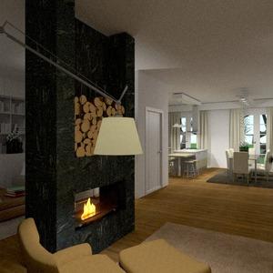 fotos apartamento mobílias quarto cozinha sala de jantar arquitetura patamar ideias