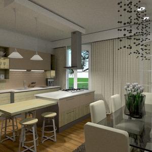 fotos apartamento mobílias cozinha iluminação sala de jantar ideias