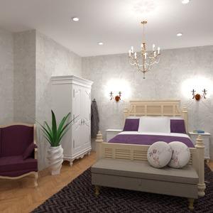fotos decoración dormitorio iluminación ideas
