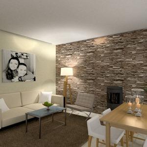 zdjęcia meble pokój dzienny pomysły