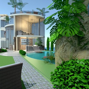 идеи дом терраса гостиная ландшафтный дизайн архитектура идеи