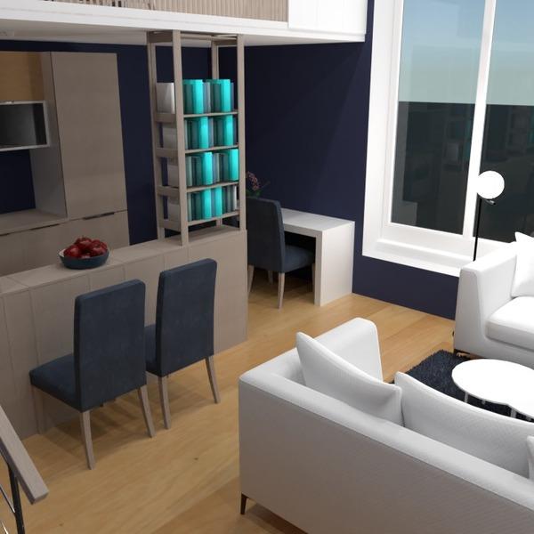 photos décoration salon cuisine salle à manger idées